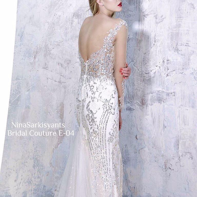 Нина саркисян свадебные платья воронеж